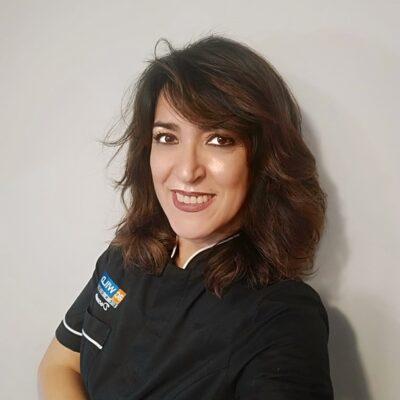 Caterina Pipitone, docente di parruccheria
