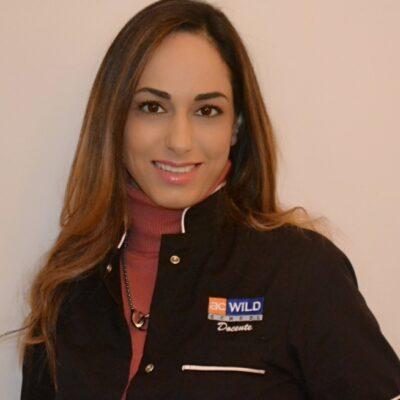 Ramona D'Amato Estetista specializzata docente di estetica