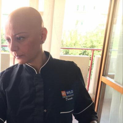 Lilia Munafò , estetistA SPECIALIZZATA, DOCENTE DI TRUCCO EFFETTI SPECIALI, SEDE MESSINA